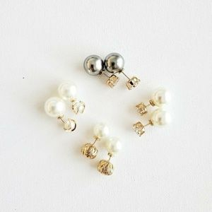 Jewelry - Farm Cultured Freshwater Pearl & 18K Overlay